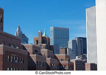 지붕, 더 낮은 맨해튼