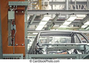 차, 선, 현대, 생산