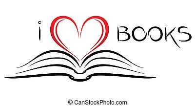 책, 사랑