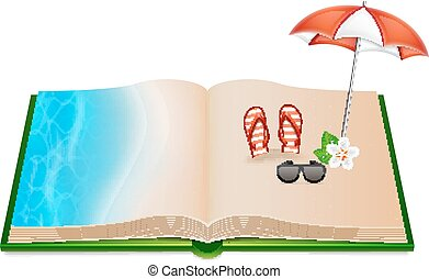 책, 열려라