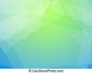 청록색, 배경