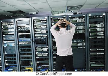 체계, 방, 실패, 네트워크, 상황, 서버
