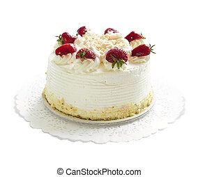 케이크, 고립된