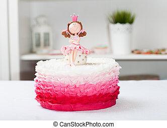 케이크, 공주
