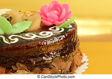 케이크, 초콜릿 과자