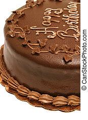 케이크, 2, 생일