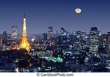 탑, 도쿄
