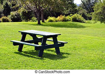 테이블, 피크닉