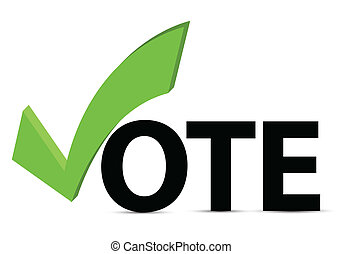 투표, 대조 표시, 원본