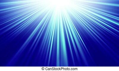 파랑, 광선, 빛, seamless, 배경, 고리