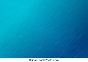 파랑, 금속