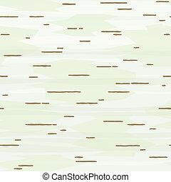 패턴, 짖는 소리, seamless, 자작나무