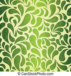 포도 수확, 벽지, 녹색