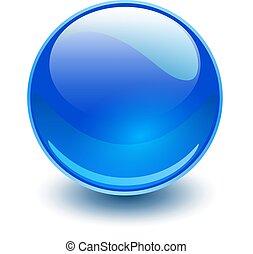 푸른 글래스, 구체