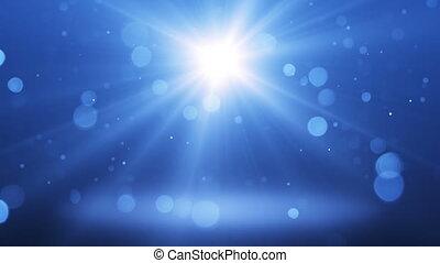 푸른 빛, seamless, 배경, 고리