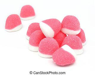 핑크, 사탕