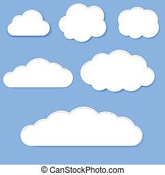 하얀 구름
