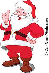 행복한 크리스마스, santa