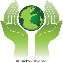 행성 지구, 손