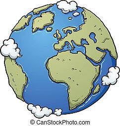 행성 지구