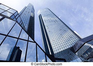 현대의 직업, 건물