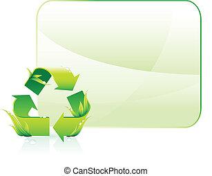 환경 보존, 녹색의 배경
