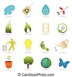 환경, 상징, 날씬한