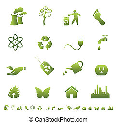 환경, 상징, 생태학