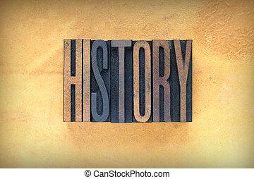 활판 인쇄, 역사