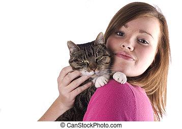 10대의 소녀, 보유, cat.