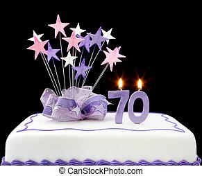 70th, 케이크