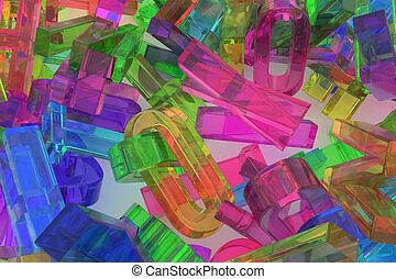 cgi, 웹, 문자로 쓰는, 알파벳, 삽화, 떼어내다, &, 혼란, 배경., 활판 인쇄술, 편지, abc., 벽지, design.