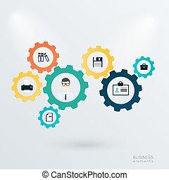 concept., 사업, 우주기계론