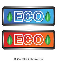eco, 상징