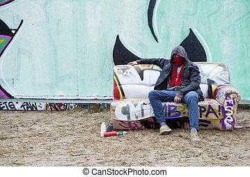 grafitti, 예술가