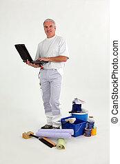 painter-decorator