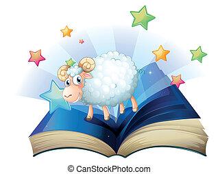 sheep, 심상, 책, 열려라